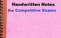 History-Handwritten-Note